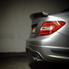 Details matter.  #MBPhotoCredit: @_lakeshow_ #Mercedes #Benz #C63 #AMG #Edition507 #instacar #carsofinstagram #germancars #luxury