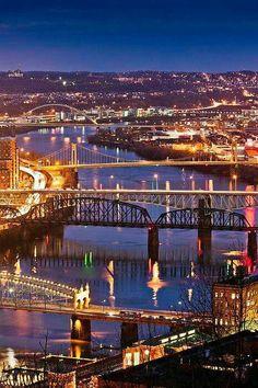 Pittsburgh , Pensylvania
