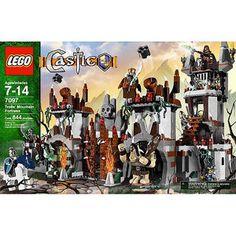 LEGO Castle Trolls' Dark Fortress