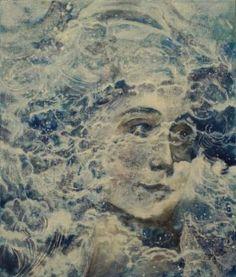 """Saatchi Art Artist Geoff Diego Litherland; Painting, """"Gaia Forever"""" #art"""