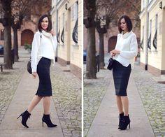 Daisyline .. - Checked skirt / www.daisyline.pl