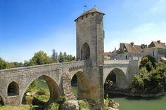 Pont Vieux d'Orthez (64)