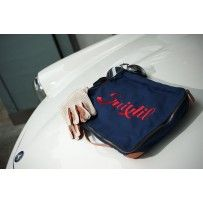 Suixtil Touring Bag  The ideal travel accessory for storing your rally documents or organizing smaller items.
