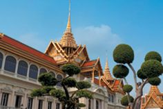 Thailand.  A destination that is growing in popularity.