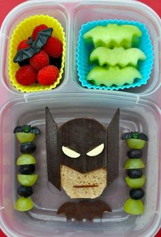 Batman Lunch!!