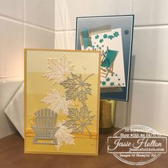 Hi Crafters!   Today we are showcasing NEW products from Stampin