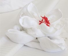 Best of the Maldives: Towel Animals – LUX South Ari Atoll Towel Animals, Maldives Resort, Origami, Flower, Art, Towels, Art Background, Kunst, Origami Paper