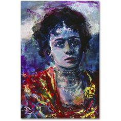 Trademark Fine Art Maynon Canvas Art by Lowell S.V. Devin, Size: 12 x 19, Multicolor