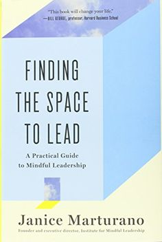 Finding the Space to Lead: A Practical Guide to Mindful L...