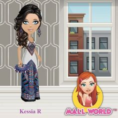 Mall world Outfit 4/16/15 By ♡❀☆Kєssια яɨsィℴ♡❀☆