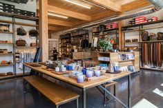 Tanner Goods store relocation Portland  USA