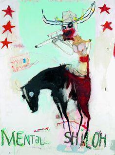 Art is a Feeling - whatjanesaw:   Kinki Texas  ...