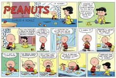 Peanuts Begins by Charles Schulz for Mar 18, 2017 | Read Comic Strips at GoComics.com