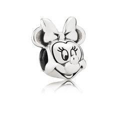 PANDORA | Disney Minnie silver charm