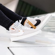 buy online 94c9b a6aff Nike Women s Blazer Mid Rebel Off White Summit White available online now.  Zapatos De