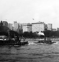 Battery Park And Lower Manhattan New York City - C 1904 NYC. International Images
