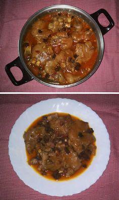 Manitas De Cerdo Estilo Tradicional. Recetas, Recipes, Food, gastronomía, cocina...