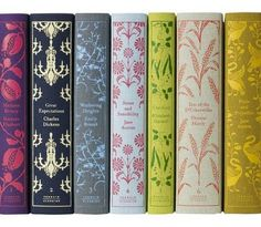 Penguin Classics. Should've collected these when I first saw them; now they seem to be sold out everywhere.