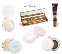 Green Beauty: Make-up (Face & Eyes)