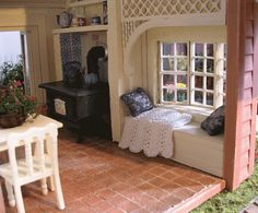 Pat's miniatures - Jupie's Cottage