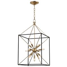 "20.25"" Height 38.25"" Min - Max Height 45.25"" - 93.25 Glendale Chandelier 