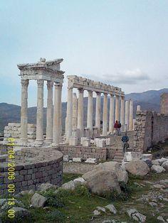 Pergamum, Turkey (c)Allison Smith