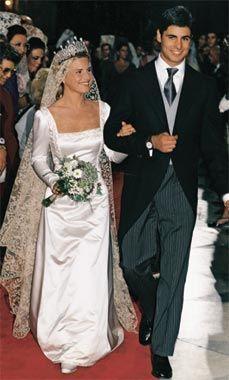 Francisco Rivera y Eugenia Martínez de Irujo 1998