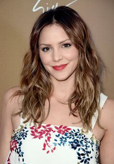 Pin for Later: 18 Stunning Nontraditional Celebrity Engagement Rings Katharine McPhee