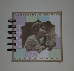 Post- it bok Spiral, Decoupage, Frame, Decor, Picture Frame, Decoration, Decorating, Frames, Deco