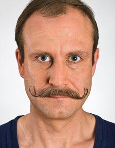 Mustache   Kryolan - Professional Make-up