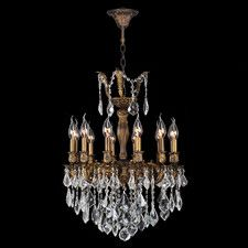 Versailles 12 Light Crystal Chandelier