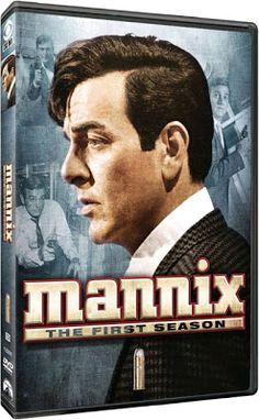 Las Series TV de mi infancia: MÁNNIX (1967-1975) con Mike Connors (Mánnix), Joseph Campanella, Lloyd Nolan, Kim Hunter, John Colicos...