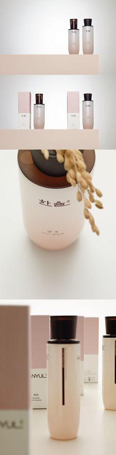 한율 진액스킨/ 진액에멀전, HANYUL Rice Essential Skin Softener/ Rice Essential Skin Emulsion