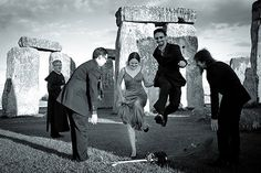 Get Married the Druid Way at Stonehenge