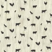 Farm Animal Wallpaper Perfect For A Kitchen Countryside Collection Pattern Number Ctr64253 Wallpaper Samples Wildlife Wallpaper Discount Wallpaper