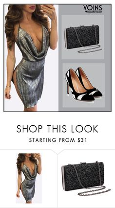 """""""YOINS 19 / I"""" by ozil1982 ❤ liked on Polyvore featuring yoins, yoinscollection and loveyoins"""