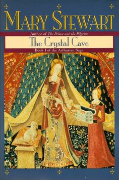 The Crystal Cave is a 1970 fantasy novel by Mary Stewart. The first in a quintet of novels covering the Arthurian legend. I Love Books, Good Books, Books To Read, Book 1, The Book, King Author, Notes Online, Florida State University, Images Google
