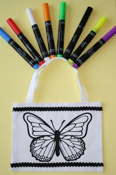 Goody Bag With Markers Handy Tip About Renaming And Finding All Orders Purchased