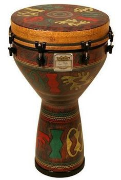 REMO'S key-tuned djembe has had great success as the most user friendly djembe in the world. With features like portability, tunability, durability, and playability it's no wonder why it is the choice