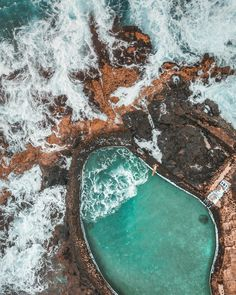 Rivi's Saltwater secret pool // 10 Things You Have to Do on the Big Island of Hawaii // Big Island Hawaii, Best Island Vacation, Lanai Island, Island Beach, The Big Island, Hawaii Honeymoon, Hawaii Vacation, Hawaii Travel, Hawaii Hawaii