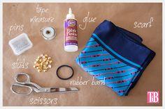 DIY Studded Turban Supplies