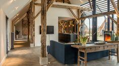 Les racines d'une vieille ferme aux Pays Bas - PLANETE DECO a homes world
