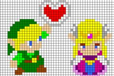 The grey is actually an indication of white around the heart piece and Zelda's gloved hands.