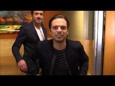 Captain America Civil War - Sebastian Stan/Bucky Barnes (Part 2) - YouTube