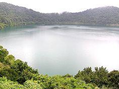 Ipala y su famosa laguna