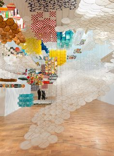 JACOB HASHIMOTO'S GAS GIANT MARCH 1–JUNE 8, 2014 MOCA PACIFIC DESIGN CENTER