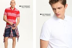 ABC MODY: Koszulka polo   polówka męska Polo Shirt, Mens Tops, Shirts, Fashion, Moda, Polos, Fashion Styles, Polo Shirts, Polo
