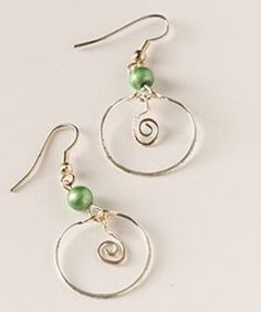 Décor & Accessory Crafts | Jewelry Design | Craft tutorials | Earrings — Country Woman Magazine