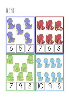 Première page free Dinosaur Theme Preschool, Dinosaur Printables, Dinosaur Activities, Fun Math Activities, Preschool Printables, Preschool Lessons, Preschool Worksheets, Preschool Activities, Free Printables