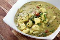 Vegetable Kadhi